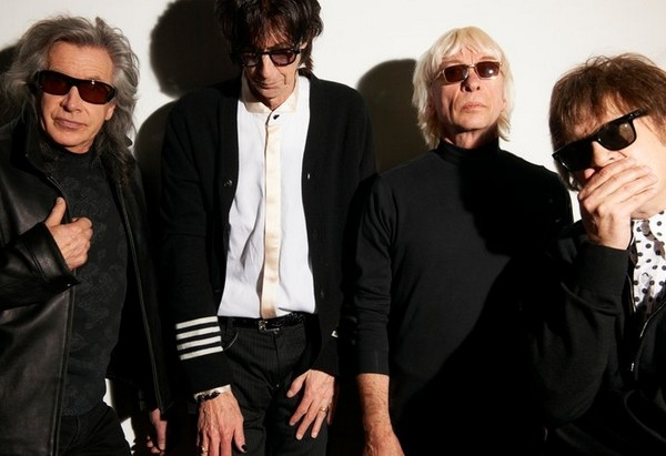 The Cars Announce North American Tour - UK Dates To Follow?