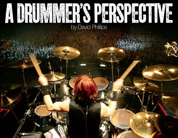 A Drummer's Perspective (Book Review)