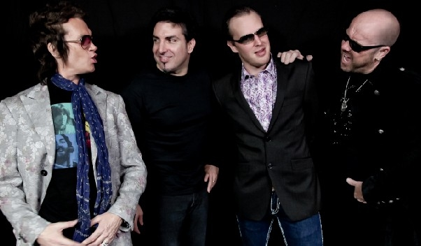 Black Country Communion Unveil Video For New Song 'Man In The Middle' - Watch Now