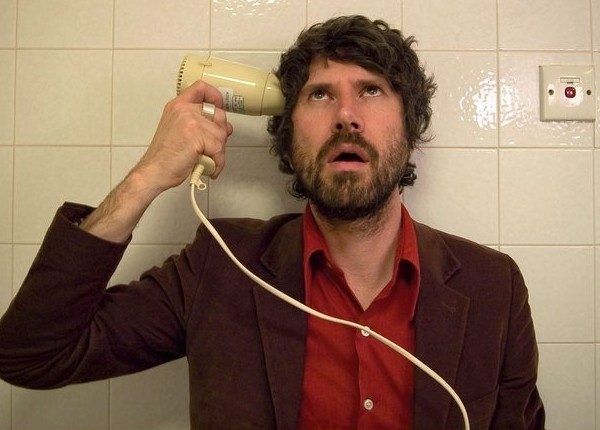 Gruff Rhys - St Davids Hall, Cardiff - 5th October 2011 (Live Review)