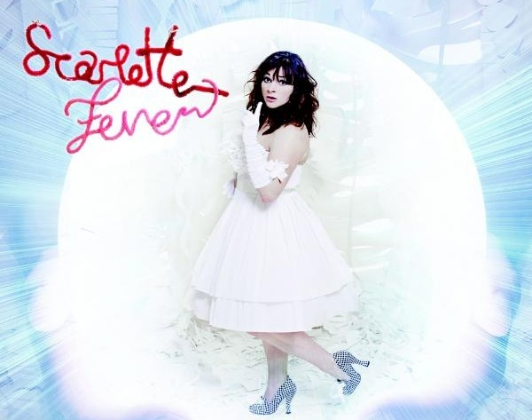 Scarlette Fever Announces New Single 'Crash & Burn'