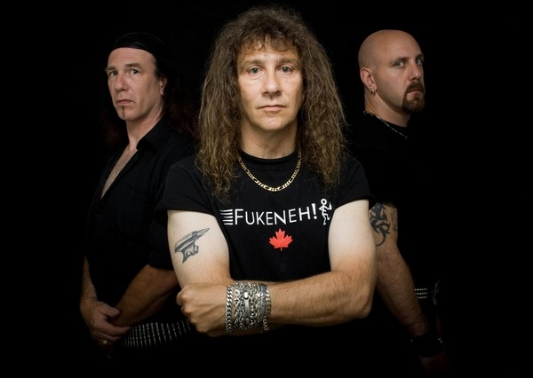 Anvil Confirm UK Summer Shows & Tickets