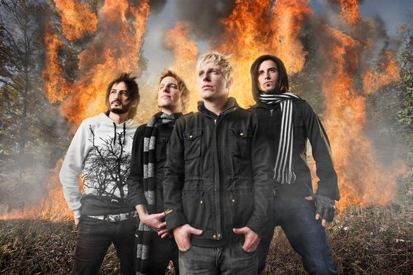 Chiodos Drop Out of Madina Lake UK Tour