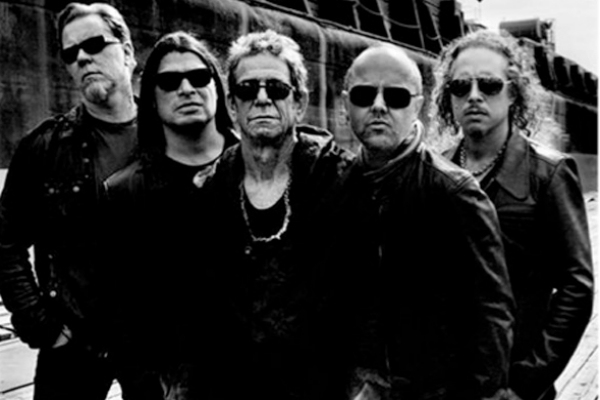 Metallica Collaborate with Lou Reed For New 'Lulu' Album