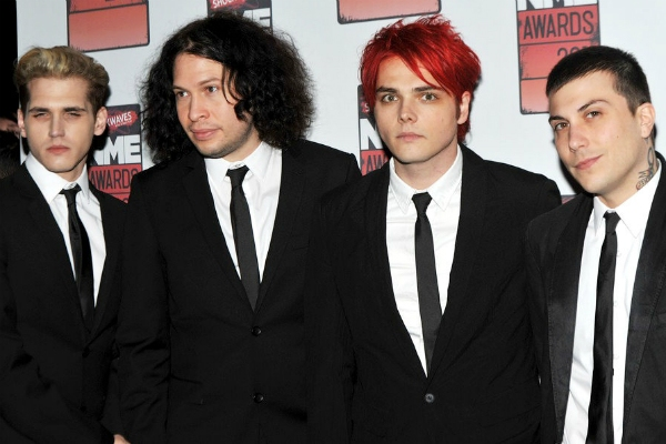 My Chemical Romance to Start Work on New Album After Honda Civic Tour