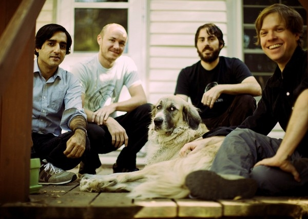 Explosions In The Sky - Camden Roundhouse, London - 19th May 2011 (Live Review)