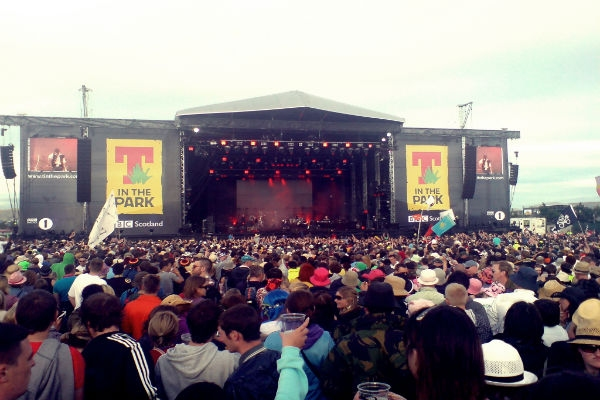 T In The Park To Combat Presence of 'Neds'