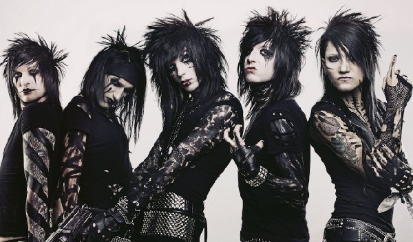 Black Veil Brides Announce Autumn UK Tour Dates & Tickets