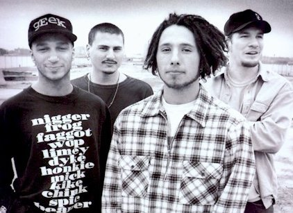 Rage Against The Machine Christmas Number One