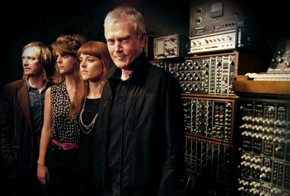 John Foxx and The Maths Announce First-Ever UK Tour & Tickets
