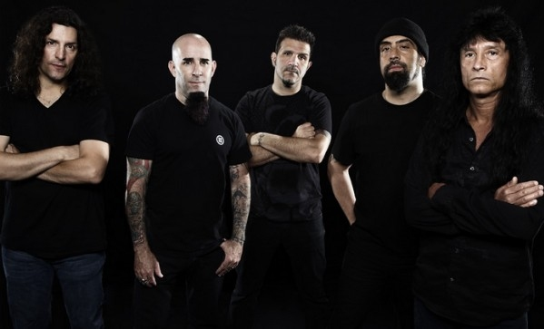 Anthrax Prepare For Autumn UK Tour Alongside Motorhead