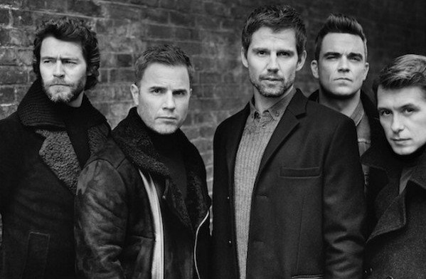Take That Taking A Break - But Robbie Williams Still A Part Of The Band
