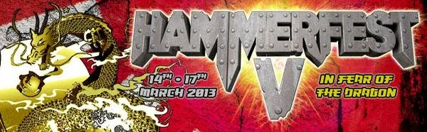 Hammerfest 5 Confirms Destruction, Hatebreed, Iron Saviour, Huntress, Evil Scarecrow & Many More