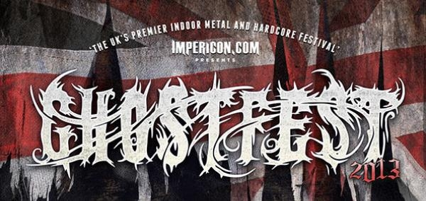 The Devill Wears Prada, The Acacia Strain, Veil Of Maya And More Confirmed For Ghostfest 2013