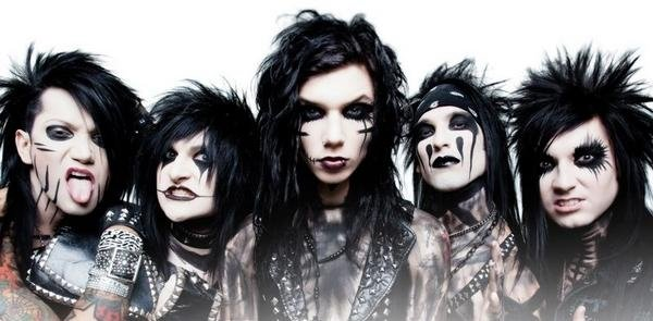 Black Veil Brides, Chiodos, Tonight Alice & Fearless Vampire Killers Confirmed For 2013 Kerrang Tour