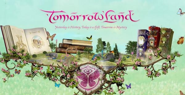Tomorrowland Festival - De Schorre, Boom, Belgium - 27th July to 29th July (Live Review)