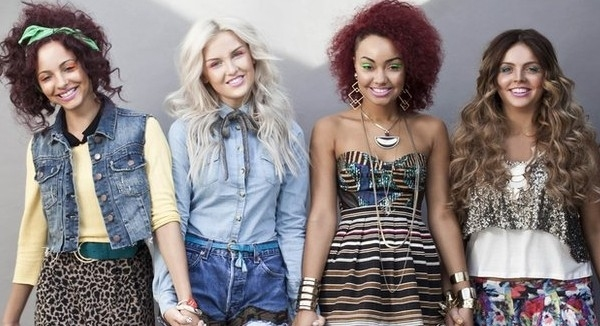 Little Mix Debut At Number One With 'Cannonball'