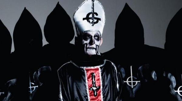 Ghost To Headline 2013 J�germeister Music Tour