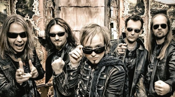 German Power Metal Band Edguy Announce Three UK Shows
