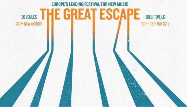 The Great Escape Festival - 141 Bands Join The 2012 Line-Up