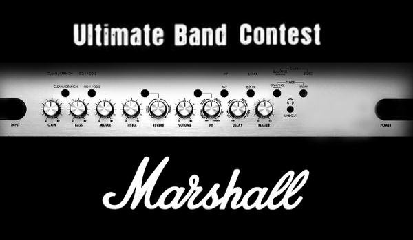 Marshall Ultimate Band Contest Final - Marshall Theatre, Milton Keynes - 17th Nov 2012 (Live Review)