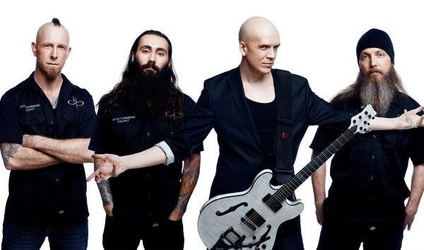 Devin Townsend Project & Fear Factory - HMV Ritz, Manchester - 15th December 2012 (Live Review)