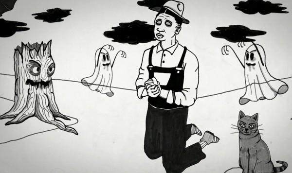 Music Matters Celebrates Robert Johnson's 101st Birthday With Exclusive Animated Video - Watch Now