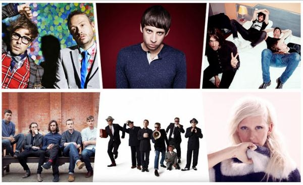 Example, Basement Jaxx, Madness, The Vaccines, Ellie Goulding And More Confirmed For Rockness 2013