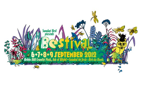 Bestival - Robin Hill Country Park, Isle Of Wight - 6th-9th September 2012 (Live Review)