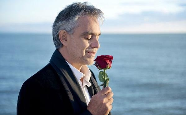 Andrea Bocelli Tickets For September UK Live Shows ON SALE 9AM TODAY