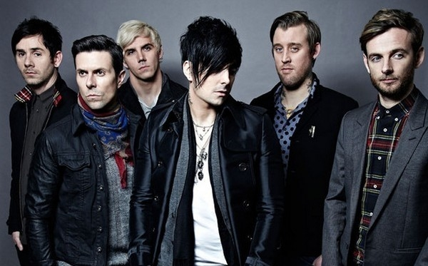 Win A Signed Deluxe Edition Of Lostprophets New Album 'Weapons' (Competition)