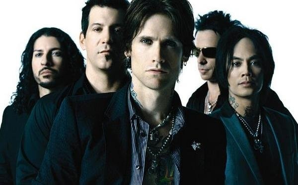 Buckcherry Unveil Dates For Winter UK Tour & Tickets