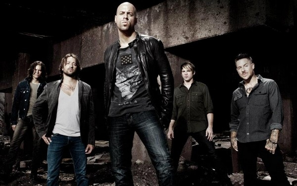 Nickelback Confirm Daughtry As Support On Autumn UK Arena Tour