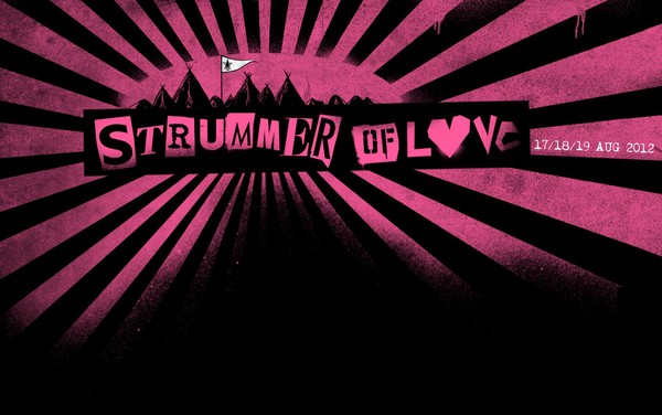 Strummer Of Love Line-up Announced