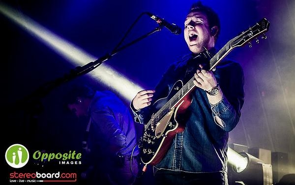 Two Door Cinema Club - Great Hall, Cardiff University - 31st January 2013 (Live Review)