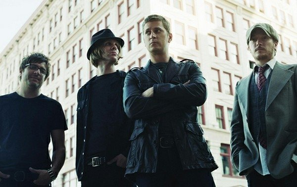 Matchbox Twenty Announce Show At London's Shepherds Bush Empire