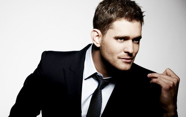 Michael Buble To Be Honoured With O2 Silver Clef Award