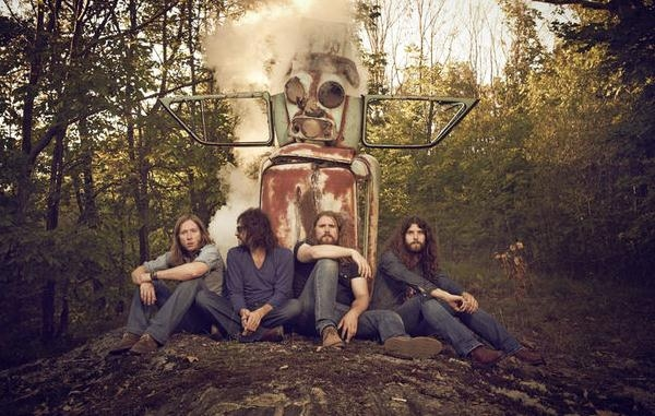 The Sheepdogs Announce April UK Tour