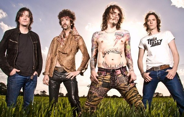 The Darkness Talk About Lady Gaga Born This Way Ball Tour Support Shows