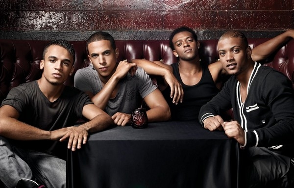 JLS Unveil Details Of New Album 'Evolution'