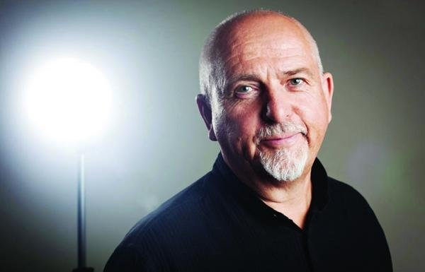 Peter Gabriel Tickets For 2013 'Back To Front' UK Tour ON SALE 9AM TODAY