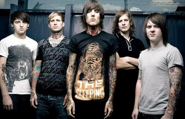 Dates Emerge For Bring Me The Horizon 2013 UK Tour