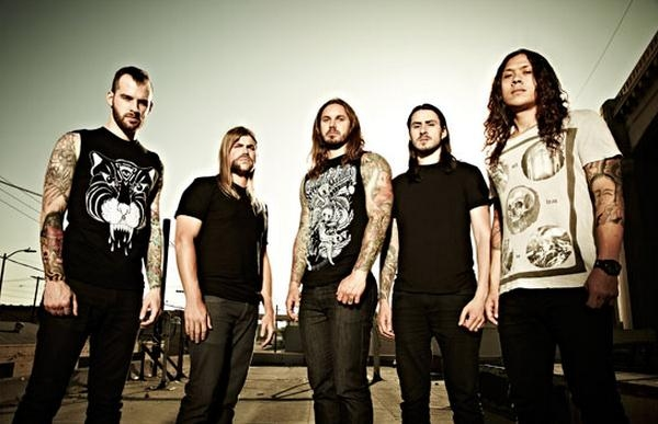 As I Lay Dying Prepare For Release Of New Album 'Awakened'