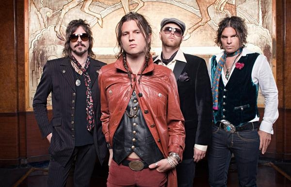 Rival Sons Complete Video Shoot For New Track 'Keep On Swinging'