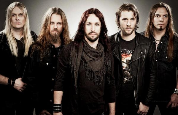 Finnish Metallers Sonata Arctica Announce April UK Tour