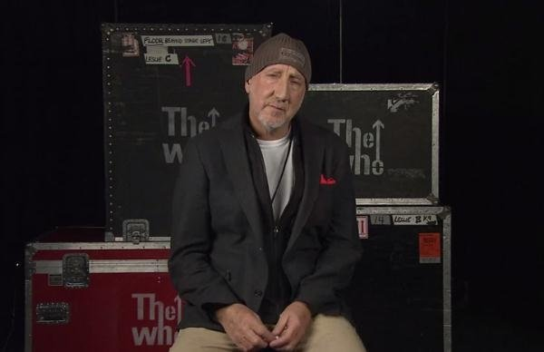 The Who's Pete Townshend Sends Special Video Message To Irish Fans Ahead Of 'Quadrophenia' Tour