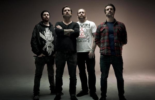 Every Time I Die - Cardiff University - 28th October 2012 (Live Review)