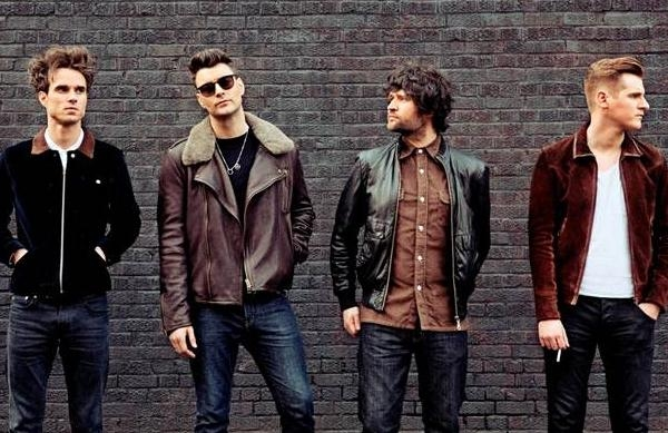 The Courteeners Announce Summer Shows At Manchester's Castlefield Bowl