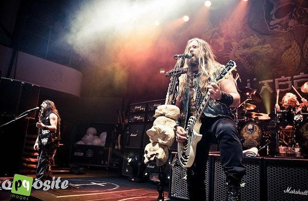 Black Label Society Unveil Details Of New Live DVD