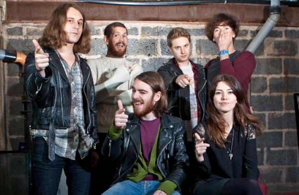Pulled Apart By Horses And Blood Red Shoes Collaborate For Series Of Cover Singles - Listen Now